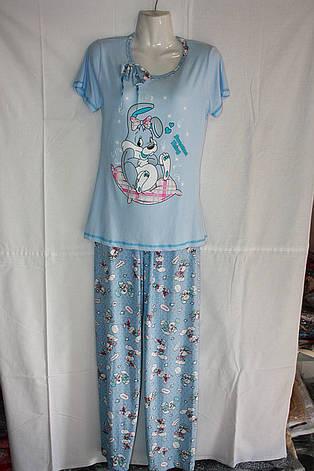 Пижама футболка+штаны, фото 2