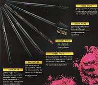 Кисть натуральная для растушевки теней Р-18 PARISA COSMETICS