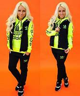 Костюм спортивный женский тройка Adidas P760