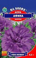 Семена Астры Афина страусове перо d=12-14cm