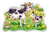 Пазлы Castorland Maxi 120062 Коровки на лугу