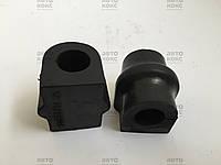 Втулка стабилизатора переднего на Chevrolet Aveo 1.2-1.5 Kalos 1.2-1.4(16V) (к-т 2шт) Пр-во AT