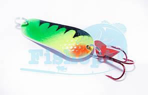 Блесна Spinnex Pike2 22g (color)