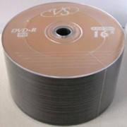 Компьютерный диск VS DVD + R 16x (CMC) 50 штук