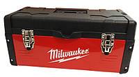 """Ящик для инструментов Milwaukee красный 20"""" (4933416535)"""