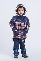Куртка демисезонная для мальчиков от 1 до 4 лет БОСС