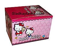 Яйцо шоколадное Hello Kitty 25 г 24 шт (ANL)