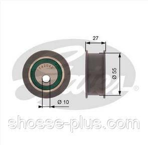 Ролик натяжной ремня грм ВАЗ 2108-09 2110-11 Калина 1,5 8V 1,6 8V