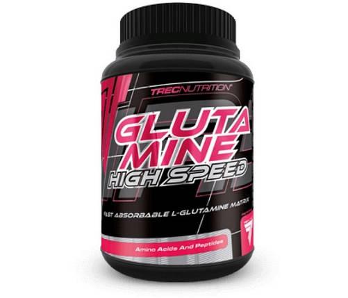Глютамин Trec Nutrition Glutamine High Speed 500 г, фото 2