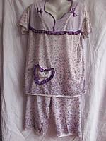 Пижама женская(р:XL-5XL)№QT-37