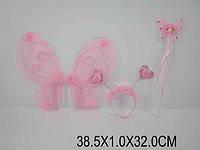 Крылья для костюма феи ls-0011 (671378) в пакете: 39х1х32 см
