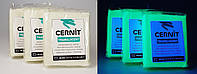 Полимерная глины Цернит Cernit (Бельгия) Neon Glow светящийся в темноте 024 ,56 г