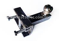 Фаркоп для подсоединения автомобильного прицепа к мототрактору, мини-трактору, трактору с мотоблока, фото 1