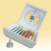 Инкубатор для яиц Квочка МИ-30-1Э тэновый, цифровой, с вентилятором, 80 яиц