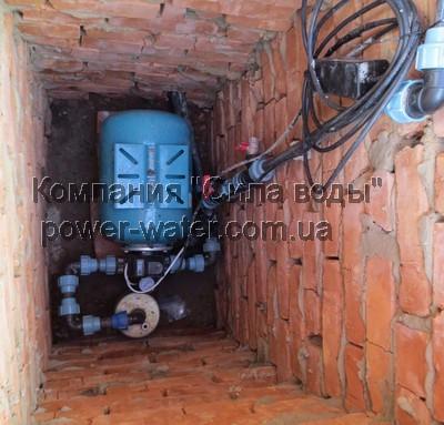 Монтаж обладнання для свердловини