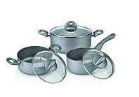 Набор посуды 6пр. MOON STONE Fissman