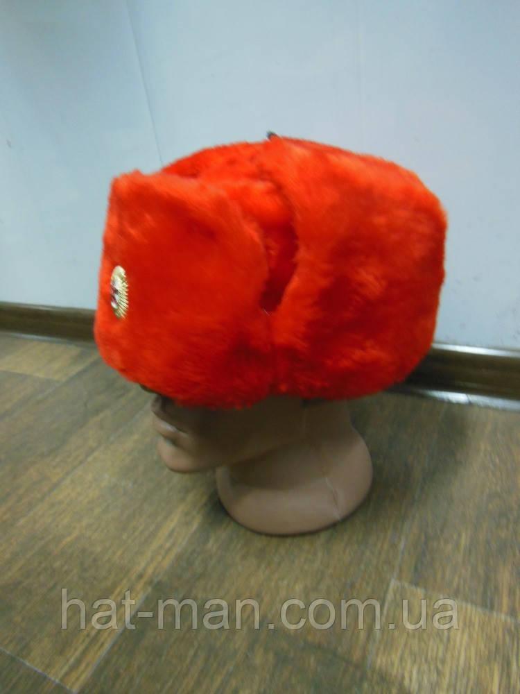 Прикольная шапка-ушанка