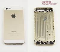 Золотой корпус для iPhone 5 Gold