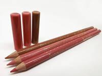Карандаши контурные для губ деревянные