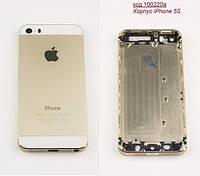 Золотой корпус для iPhone 5S Gold