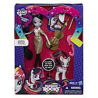 My Little Pony Equestria Girls Кукла Октавия Мелоди с пони