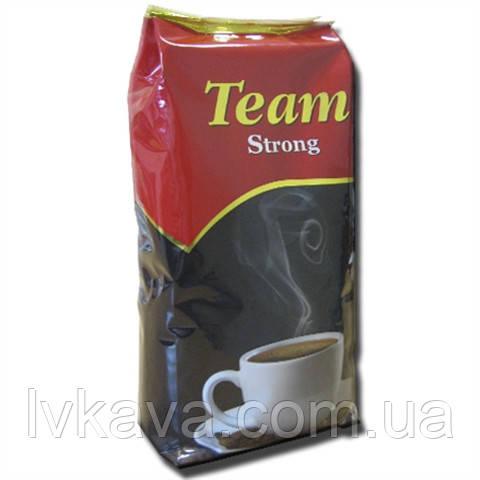 Кофе в зернах Віденська кава Team Strong,  1кг