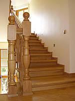 Деревянная Лестница, фото 1