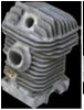 Цилиндр с поршнем Stihl MS-250