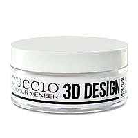 Гелевая пудра для 3D дизайна ногтей Cuccio Veneer 3D Design Powder