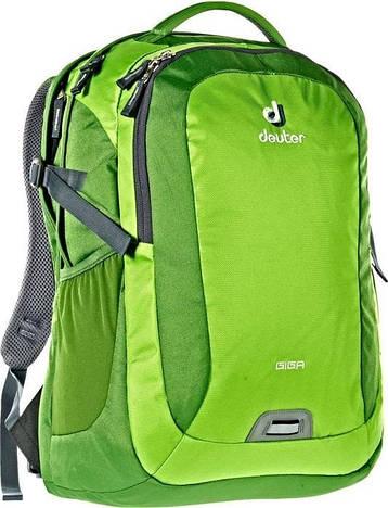 Городской рюкзак Deuter Giga kiwi/emerald (80414 2206)
