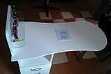 Врізна витяжка для манікюрного столу Dekart 4, фото 8