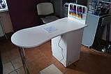 Врізна витяжка для манікюрного столу Dekart 4, фото 9