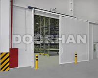 Противопожарные ворота DoorHan Днепропетровск