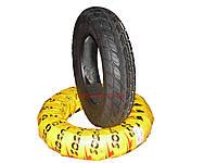 "Покрышка (шина, резина) для мотоцикла 4.00-12 ""NAIDUN"" N-128 TL"