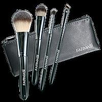 Farmasi Набор кистей c косметичкой для макияжа