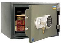 Сейф огнестойкий FRS-30 EL (ВхШхГ - 300х430х365)