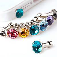 Заглушка AUX для телефона Diamond
