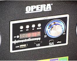 Портативная колонка Opera OP-7705, фото 3