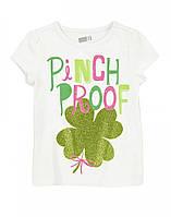 Детская футболка для девочки   5 лет