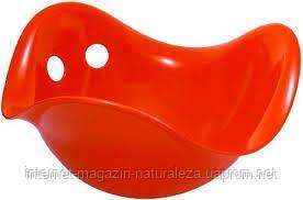 Развивающая игрушка Билибо ТМ Moluk красный цвет, фото 2