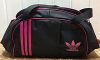 Сумка спортивная Adidas только ОПТ (черный)/спорт сумки, фото 1