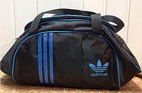Сумка спортивная Adidas только ОПТ (черный), фото 1