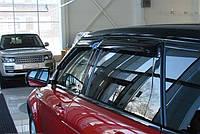 Дефлекторы окон (ветровики), темные, комплект 4 шт. (EGR) - Evoque - Land Rover - 2011