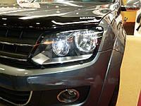 Защита передних фар, прозрачная, EGR - Amarok - Volkswagen - 2010