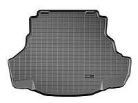 Коврик резиновый в багажник, черный. (WeatherTech) - Avalon - Toyota - 2013