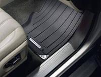 Коврики резиновые, комплект . (LR).  LONG - Range Rover - Land Rover - 2013