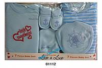 Комплект для младенцев Vit01112 коттон 1 шт (0-3 мес)