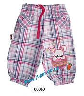 Штаны для девочек Vit00060 коттон 3 шт (1-3 года)