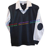 Рубашка для мальчиков Rom202 коттон 5 шт (6-12 лет)