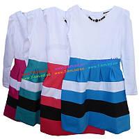 Платье для девочек Avin552b лакоста 4 шт (6-9 лет)